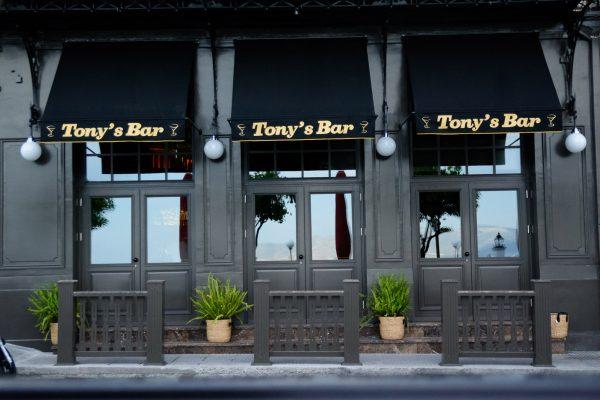 TONY'S BAR