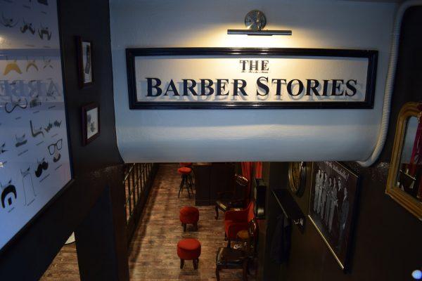 BARBER STORIES ΕΠΕΚΤΑΣΗ